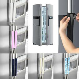 2PCS Appliance Refrigerator Fridge Oven Door Decor Handle Co