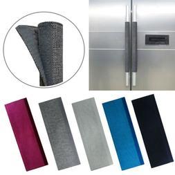 2PCS Home Kitchen Protective Handle Cover Decor Smudges Door