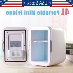 4l mini refrigerator fridge portable travel auto