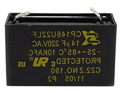 Amana 63001005C Refrigerator Parts Capacitor; Run