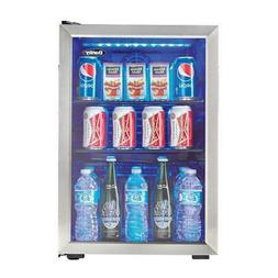 Danby 95 Can 2.6 Cu. Ft. Free Standing Beverage Center Mini