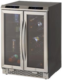 Avanti - 19-bottle Wine Cooler - Black