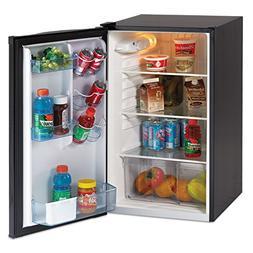 "Avanti AR4446B 4.4 CF Auto-Defrost Refrigerator, 19 1/2""w x"