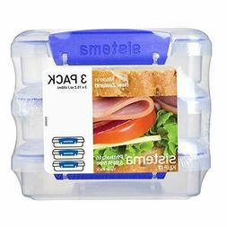 Sistema KLIP IT Collection Sandwich Box Food Storage Contain