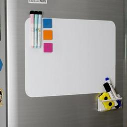 A3/A4 Reminder Fridge Magnetic Whiteboard Family Message Boa