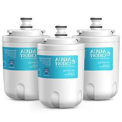 AQUACREST UKF7003 Refrigerator Water Filter, Compatible with