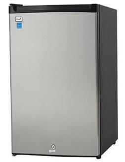 Avanti AR4456SS Counterhigh Refrigerator 4.5 cu. ft. Black/S