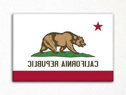 California State Flag Fridge Magnet