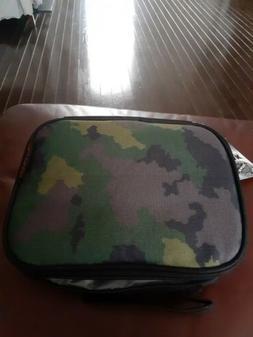 Fridge Pak camoflouge insulated lunch bag