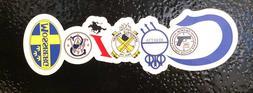Coexist Gun Logos Fridge Magnets 3pk - FREE SHIPPING