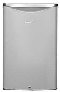 Danby DAR044A6PDB 4.4 Cu. ft. Compact Refrigerator Pearl Whi