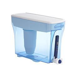 Zero Water 23-Cup Dispenser with TDS Meter, ZD-018, 1 ea