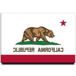 Flag of California Fridge magnet Los Angeles San Francisco t