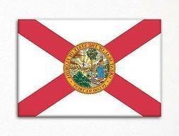 Florida State Flag Fridge Magnet