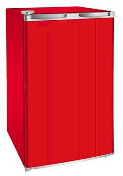 3.2 Cu Ft Fridge, Red