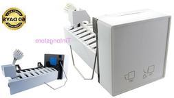 Fridge Freezer Ice Maker 8-Cube Frigidaire FFHS2322MSFA FFHS