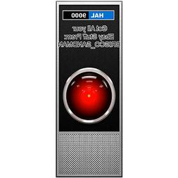Fridge Fun Refrigerator Magnet 2001 SPACE ODYSSEY: HAL-9000