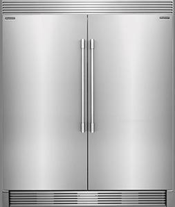 Frigidaire PROFESSIONAL Stainless Steel Refrigerator Freezer