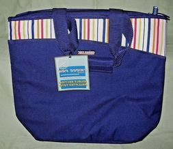 Fridge Pak Fully Insulated Double Section Insulated Tote- Fo