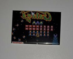"Galaga Classic Arcade video game Refrigerator Magnet 2"" X 3"""