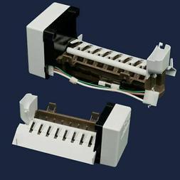 Genuine 2198597 Whirlpool Refrigerator Complete Icemaker Ass
