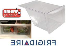 Genuine OEM Frigidaire 240337103 Crisper Pan For Refrigerato