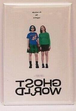 "Ghost World MAGNET 2""x3"" Refrigerator Locker Movie Poster"