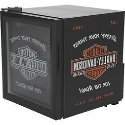 Harley-Davidson Nostalgic Bar & Shield Beverage Soda Cooler