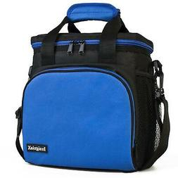 Insulated Lunch Bag S1: InsigniaX Cool Back to School Lunch