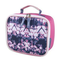 Insulated Lunch Bag Box With Easy Clean PEVA Lining & Qualit