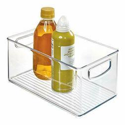 Inter-Design Kitchen Bin 10 X 6 X 5In Clear 64530