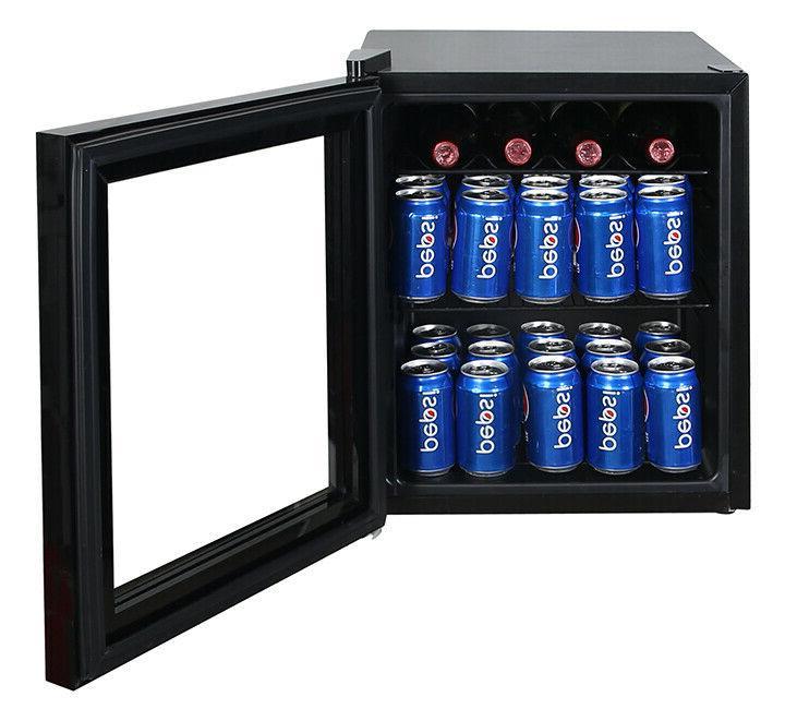 Avanti 1.6 ft. Wine Cooler Fridge Refrigerator Black