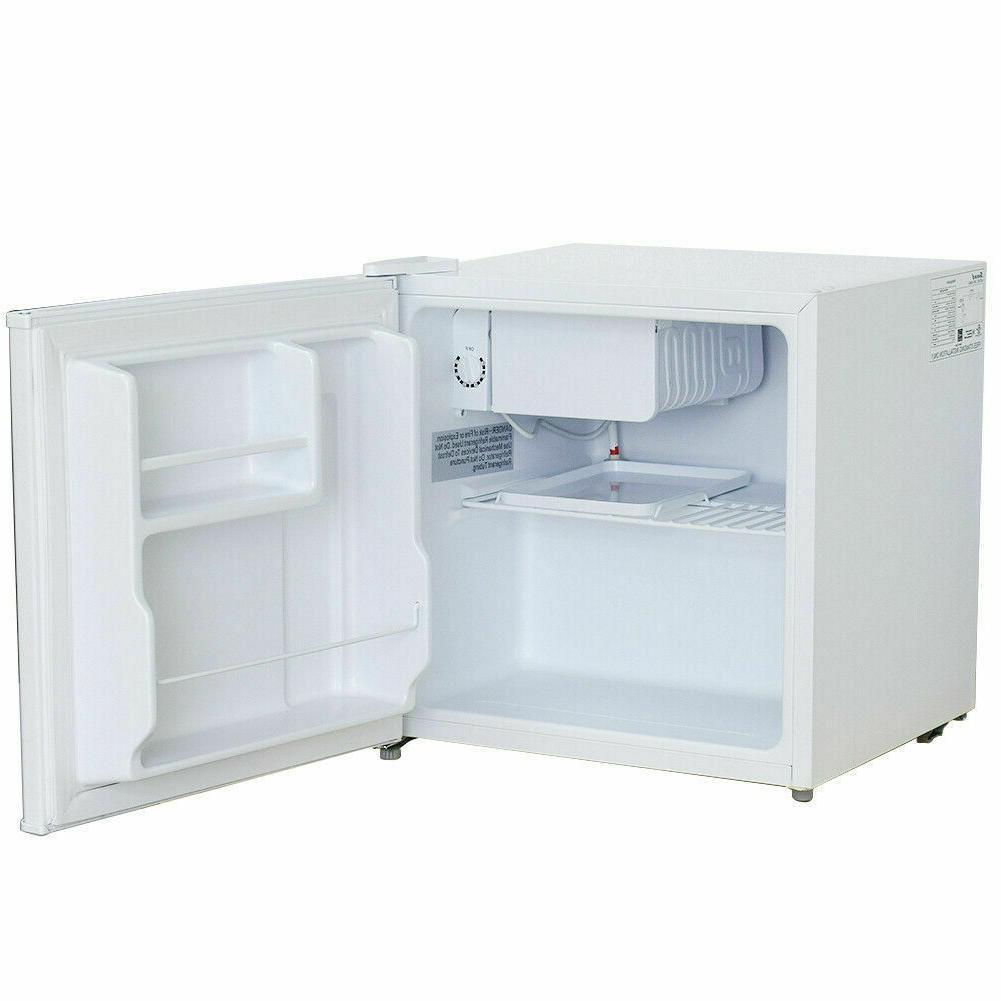 Mini Fridge Freezer 1.7 CU FT Single Office