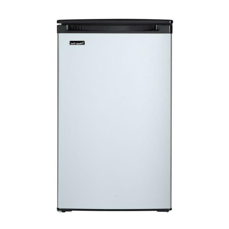 Magic Chef 4.4 cu. ft. Mini Refrigerator with Freezerless De