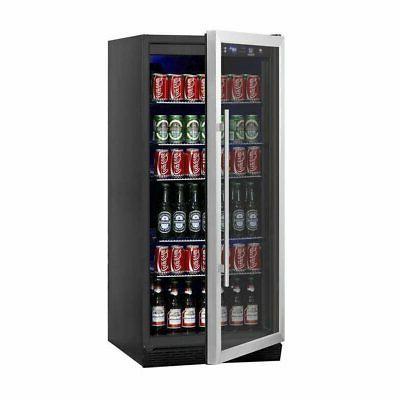 56 tall beverage fridge center freestanding