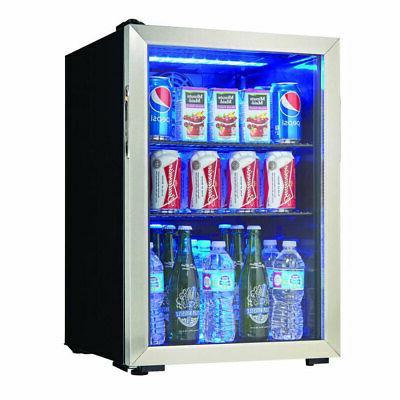 Danby 95 Can Cu. Ft. Beverage Center Mini w/ Glass