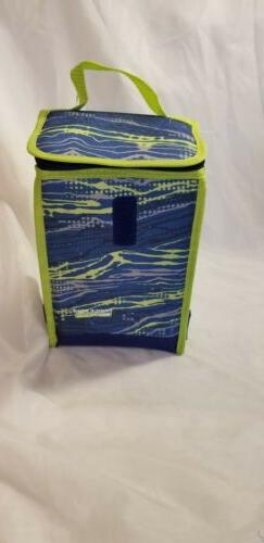 Lunch Pack Box Insulated Fridge Pak Cold Food Meals Take Awa