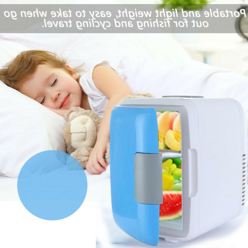 Mini Small Freezer Single Compact Travel