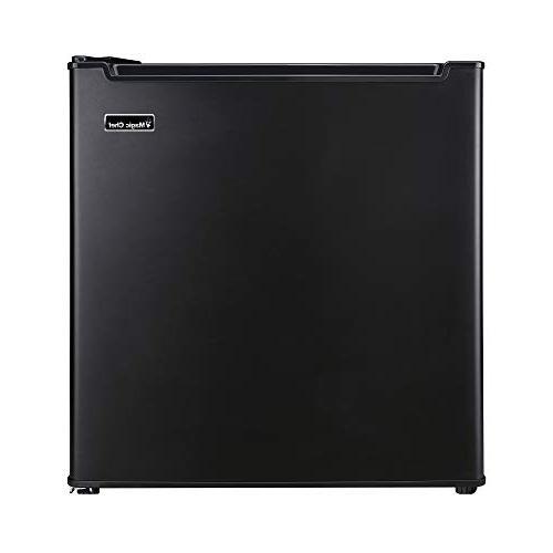 Energy Star 1.7 Cu. Ft. Mini All-Refrigerator in Black