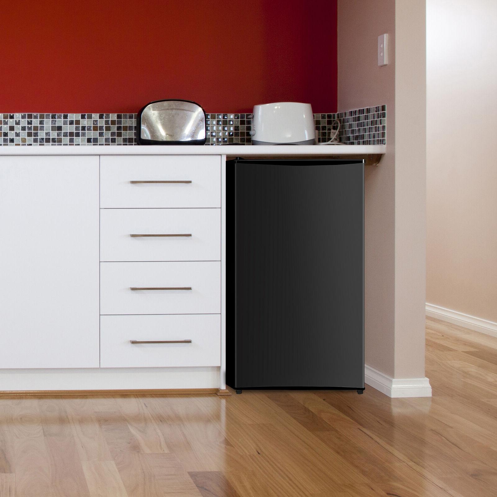 Mini Fridge Food Refrigerator Single Door