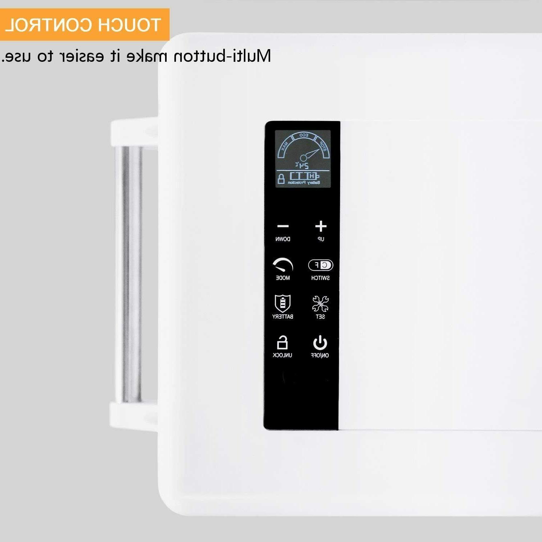 Aspenora Portable Freezer 12V Refrigerator