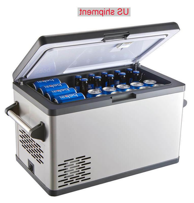 portable fridge freezer 12v car fridge refrigerator