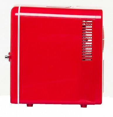 Portable Cool Mini Refrigerator Compact Cooler Home