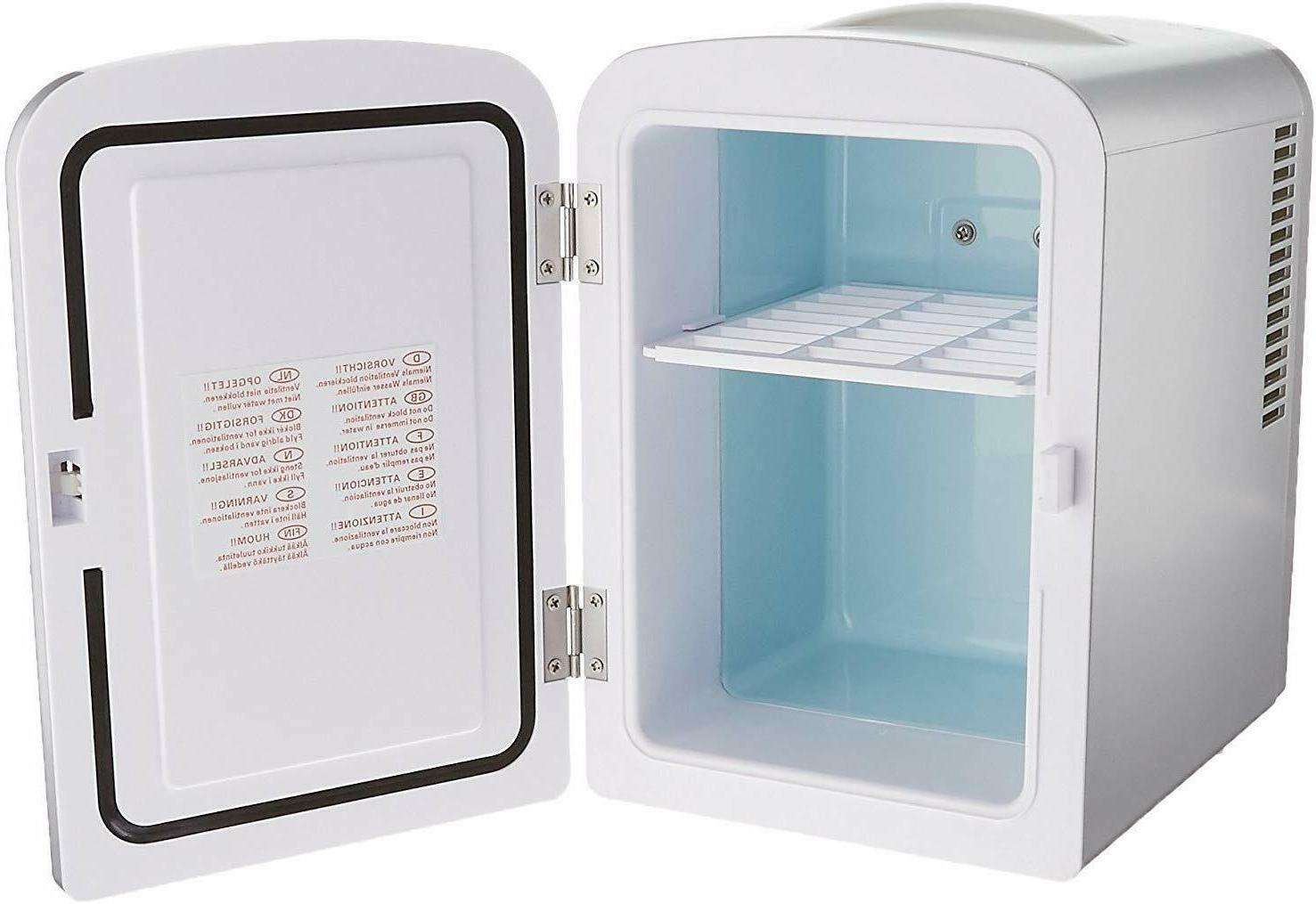 Portable Small Compact Fridge Refrigerator Cooler & Warmer D
