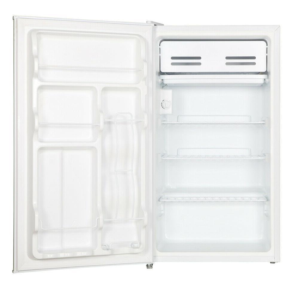 Smad 3.3 Cu Ft Single Door Mini Refrigerator Small Fridge Co