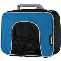 Fridge Pak Little Boys' Color Block Lunch Bag