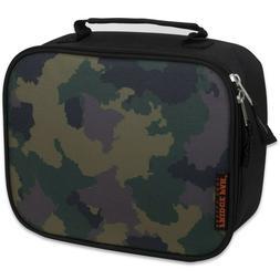 Lunch Bag Insulated  Camo Lunch Box Fridge Pak Kids Adults M
