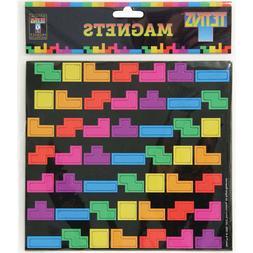 Tetris Magnets - Popout Magnet Set - Toy or Fridge Accessory