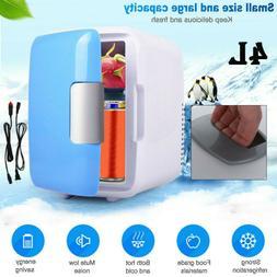 mini fridge small refrigerator freezer 4l single