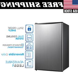 Mini Small Fridge Compact Food Refrigerator Kitchen Home Sin